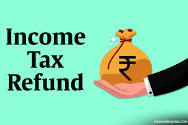 IT department refunds income tax